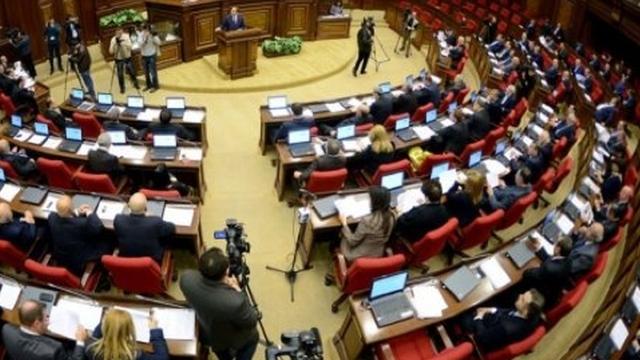 Armenia a trecut la forma de guvernământ parlamentară