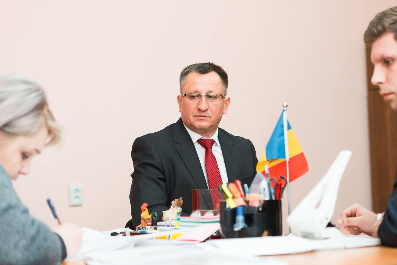 Pavel Verejan  este candidatul partidului politic ȘOR pentru funcția de primar al municipiului Bălți