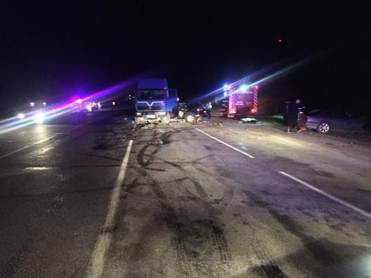 Accident rutier grav la Drochia! Un polițist de 34 de ani a murit, iar alți 4 angajați ai SPPS au ajuns la spital în stare gravă