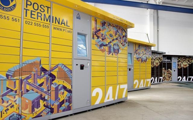 Poșta Moldovei va percepe taxă pentru serviciul Post Terminal