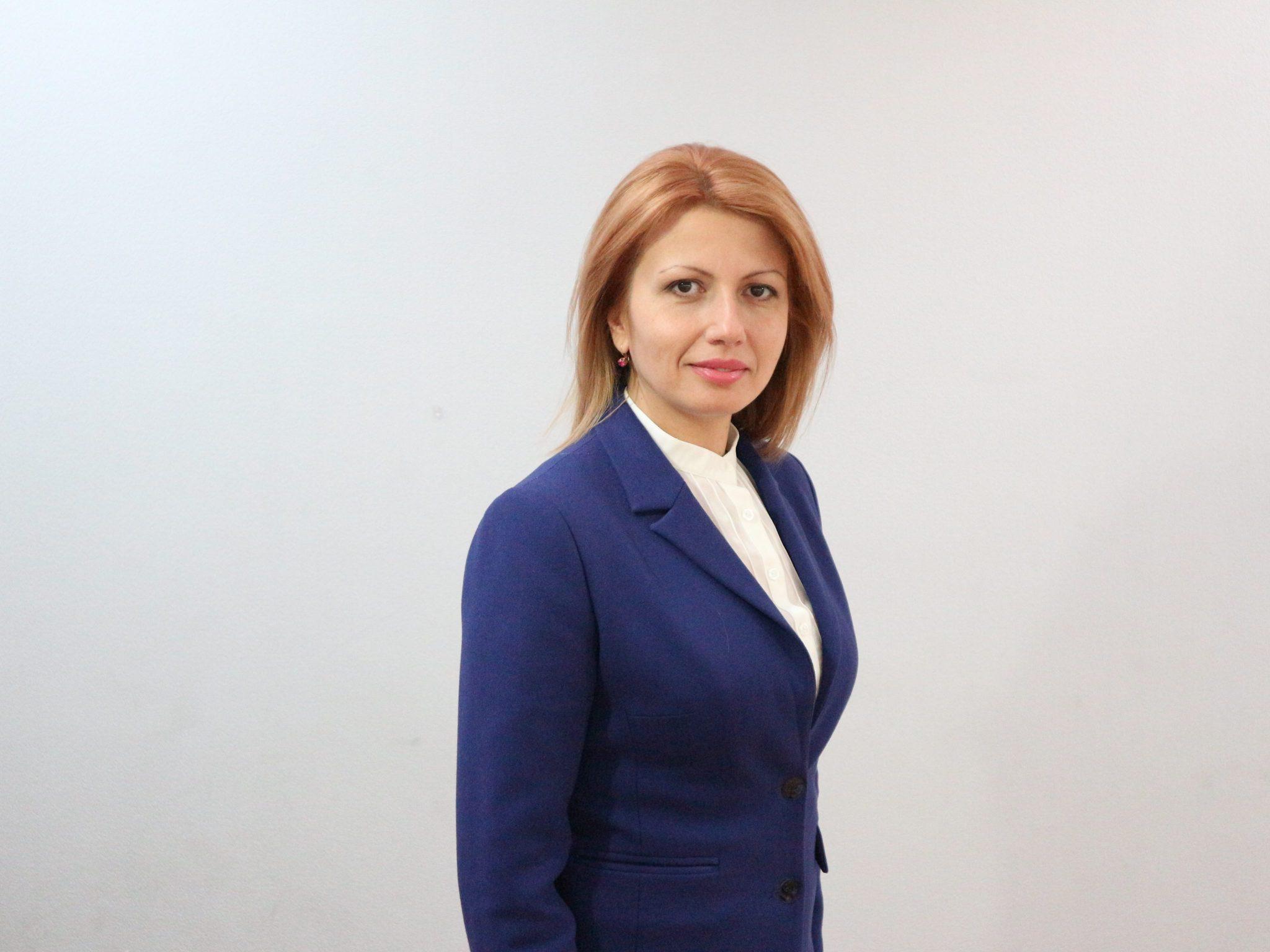 INTERVIU // Arina Spătaru: Bălțenii merită un nivel decent de viață