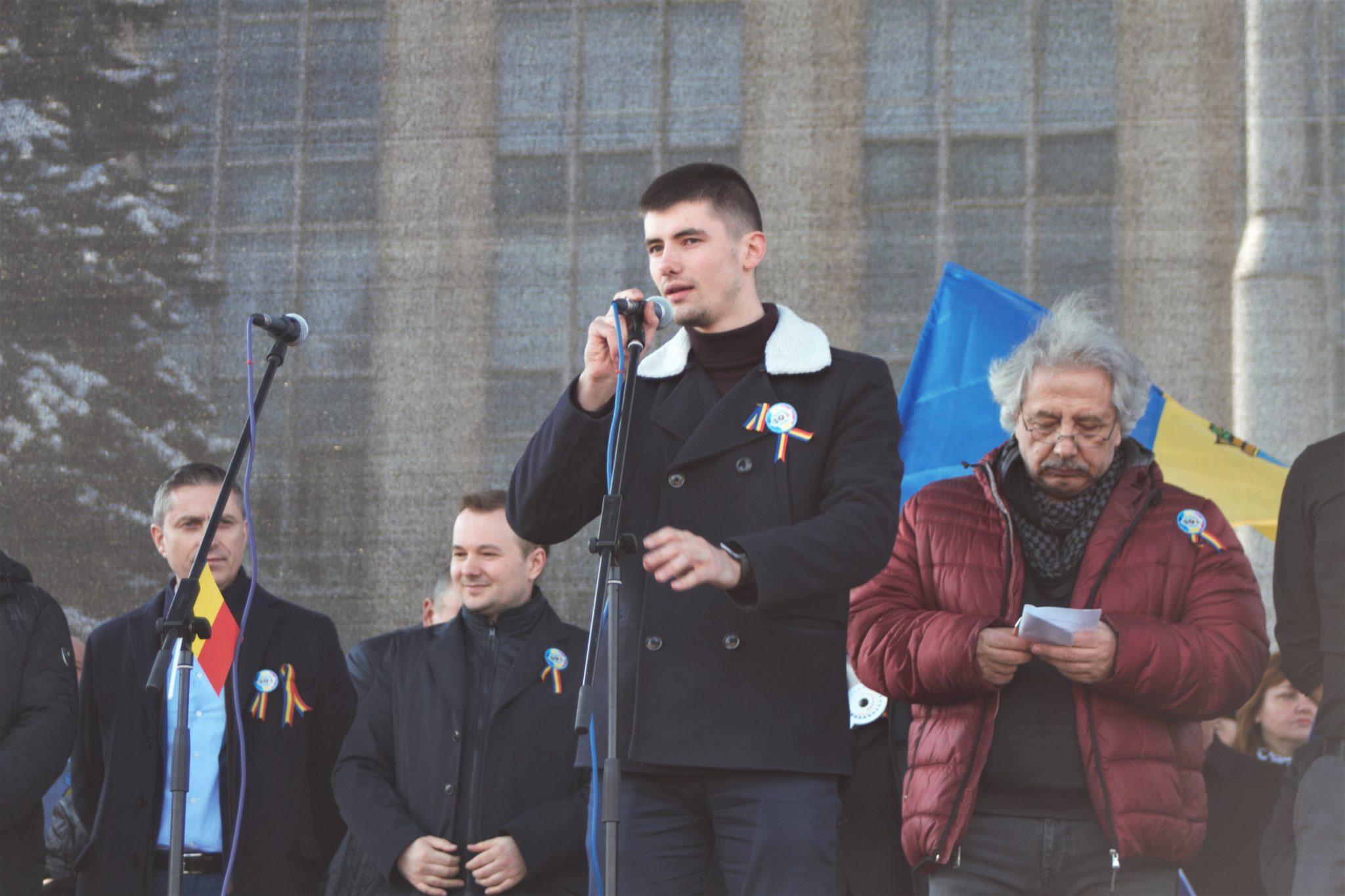 """Vlad Bilețchi: """"Nu vă bateți joc de Anul Centenar!"""""""