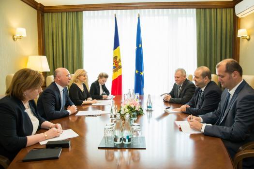 Republica Moldova și România vor conlucra pentru utilizarea cât mai eficientă a banilor publici