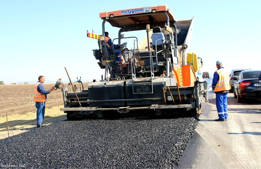 ZDG: Reabilitarea drumurilor naționale: patru ani de stagnare