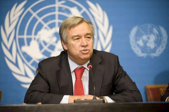 Secretarul general ONU își exprima îngrijorarea față de evoluțiile internaționale în privința conflictului din Siria