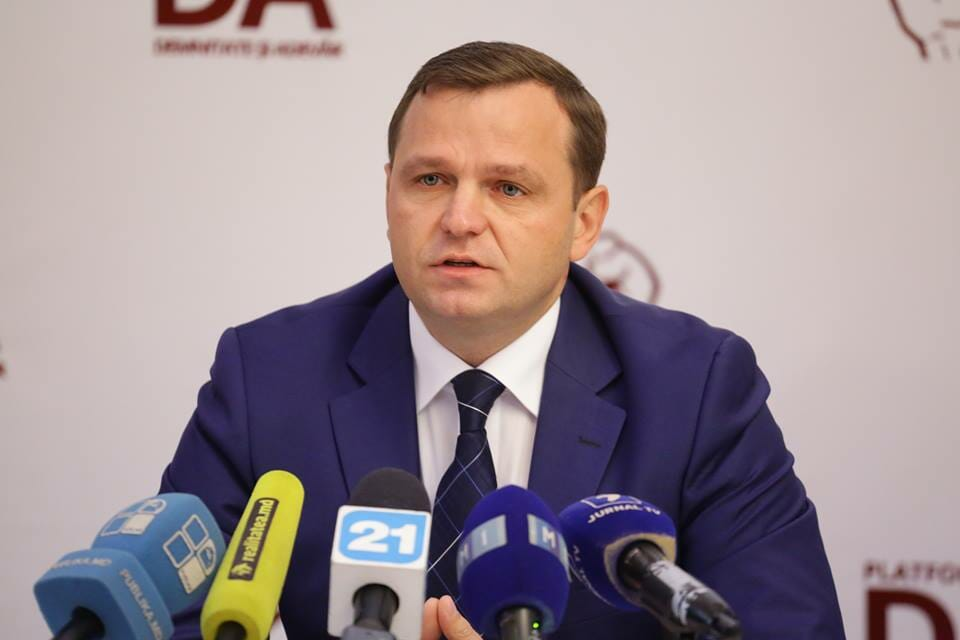 Andrei Năstase își propune să rămână la Primăria de Chișinău nouă ani
