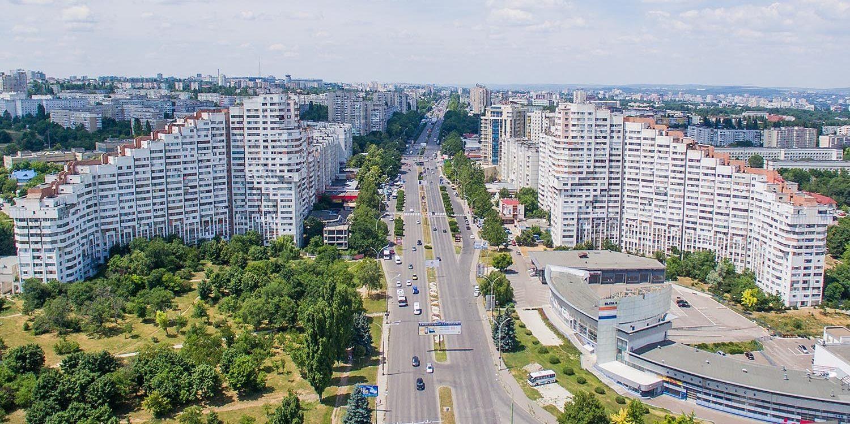 Republica Moldova, țara unui singur oraș – 70% din business, concentrat în Chișinău