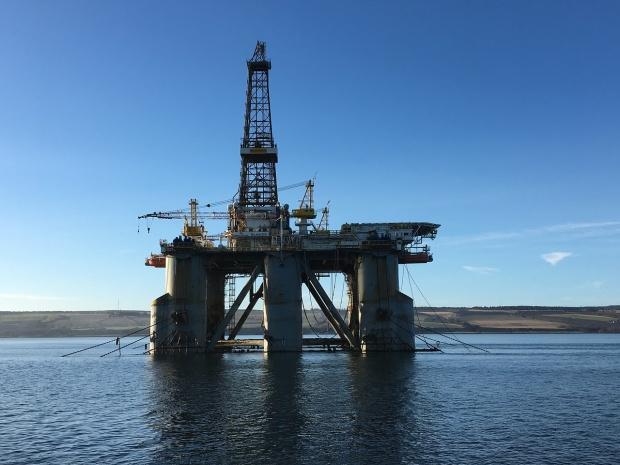 Câmp petrolier ce conţine până la 80 de miliarde de barili de ţiţei