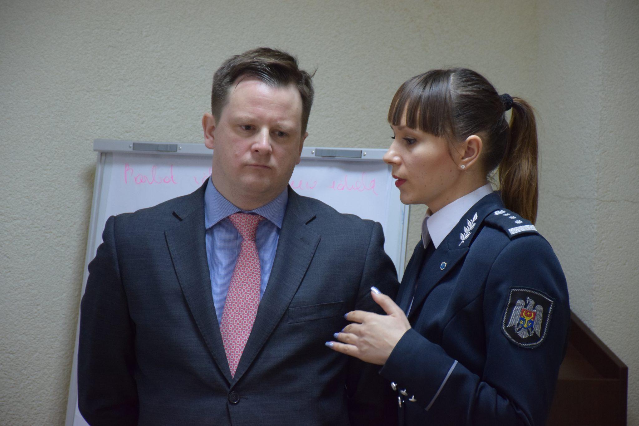Egalitatea de gen, una din prevederile Acordului de finanțare cu UE pentru reforma Poliției în R. Moldova