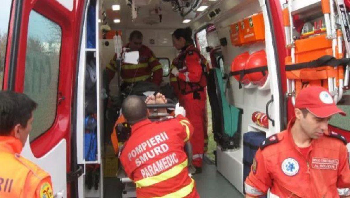 Tragedie în raionul Fălești. Un băiețel de trei ani a suferit arsuri grave și a fost transportat la Chișinău cu un elicopter