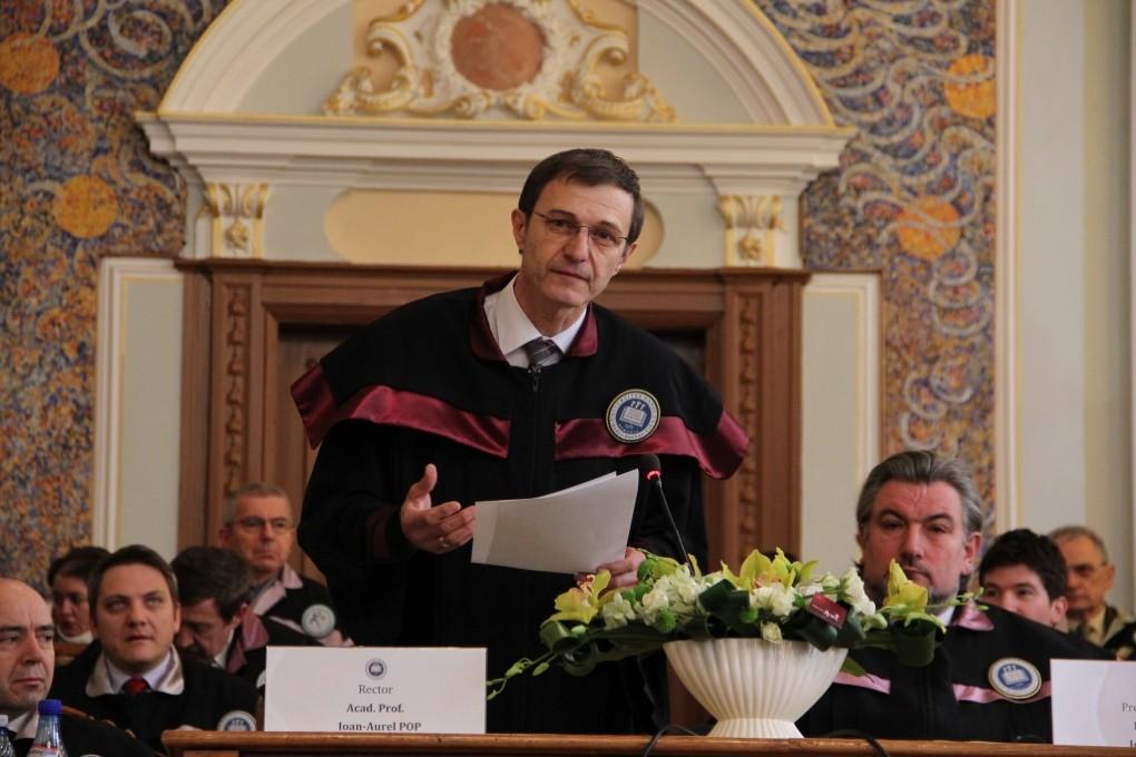 Academicianul Ioan-Aurel Pop este noul preşedinte al Academiei Române