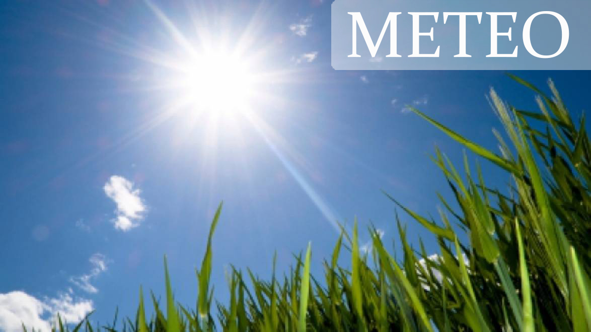METEO| Metorologii promit vreme frumoasă, cu +32°C