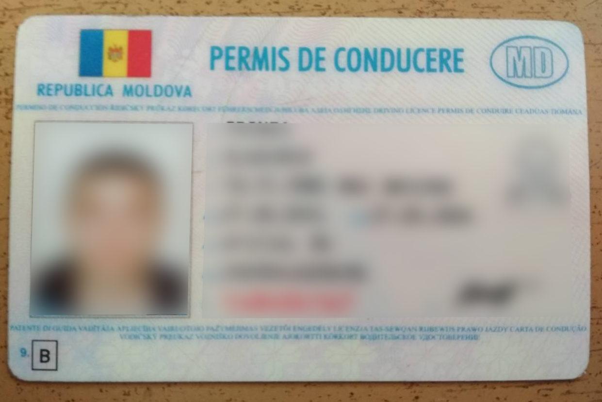 BRICENI: Au încercat să traverseze frontiera de stat cu permise de conducere falsficate