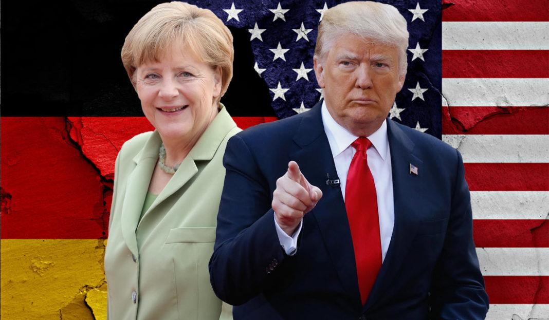 """Donald Trump: Dependenţa Germaniei de gazul rusesc este """"ridicolă"""" şi """"nepotrivită"""""""
