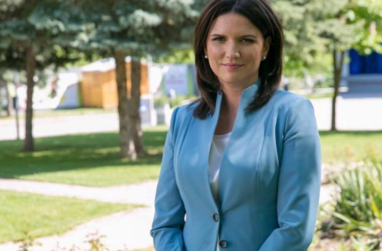 Cristina Balan, noul ambasador al Republicii Moldova în SUA