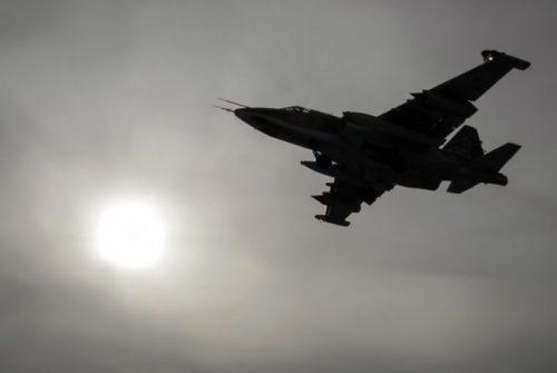 Doi piloți ruși au murit, în urma prăbușirii unui avion de vânătoare  în Marea Mediterană