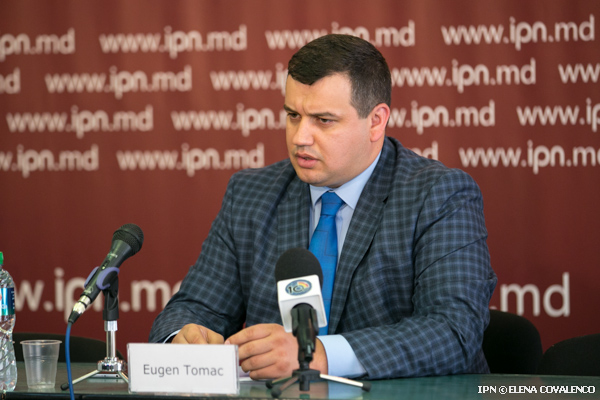 """Eugen Tomac: """"Singura soluție realistă pentru viitorul Moldovei este unirea cu România"""""""