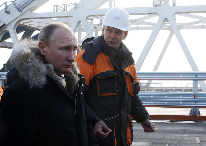 """Volodimir Groisman: """"Ocupantul rus continuă să încalce dreptul internaţional"""""""