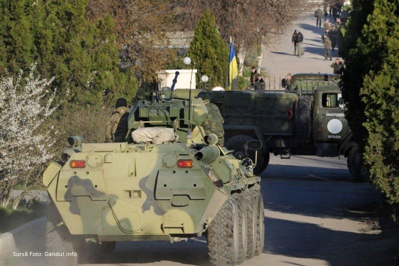 Rusia trebuie  să pună capăt violențelor din estul Ucrainei