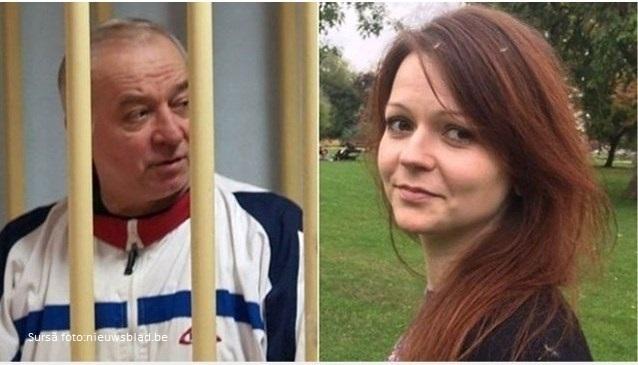 Spionul rus OTRĂVIT în Marea Britanie, externat din spital