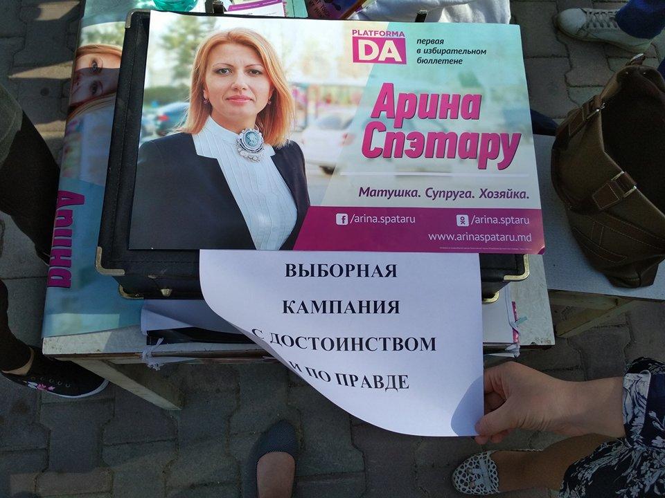 Candidatul PPDA –  intimidat în plină cursă electorală