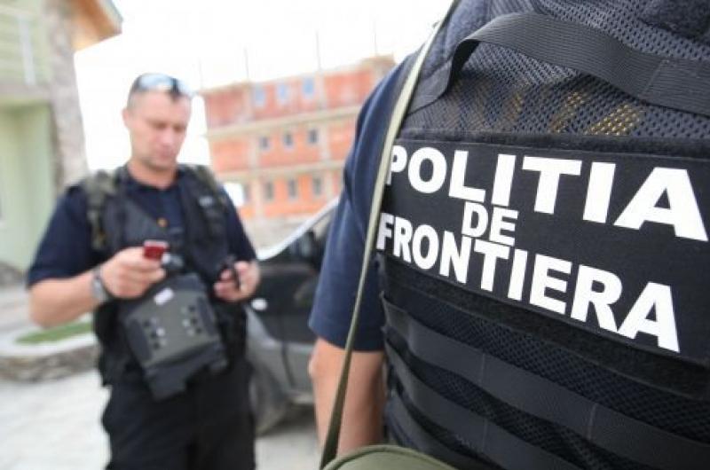 Moldovean dat în căutare internațională, reținut la frontiera română