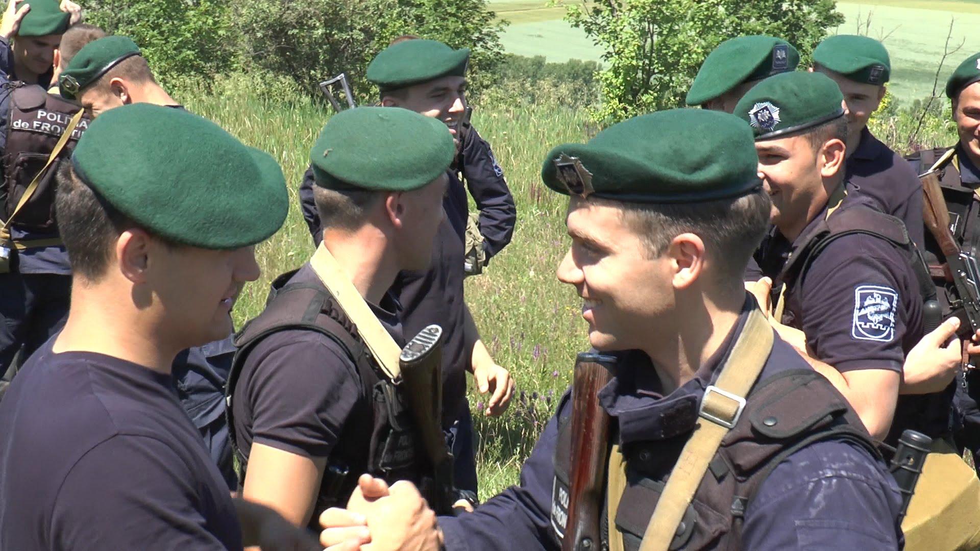 Cei mai buni polițiști de frontieră vor fi decorați cu Bereta de Onoare