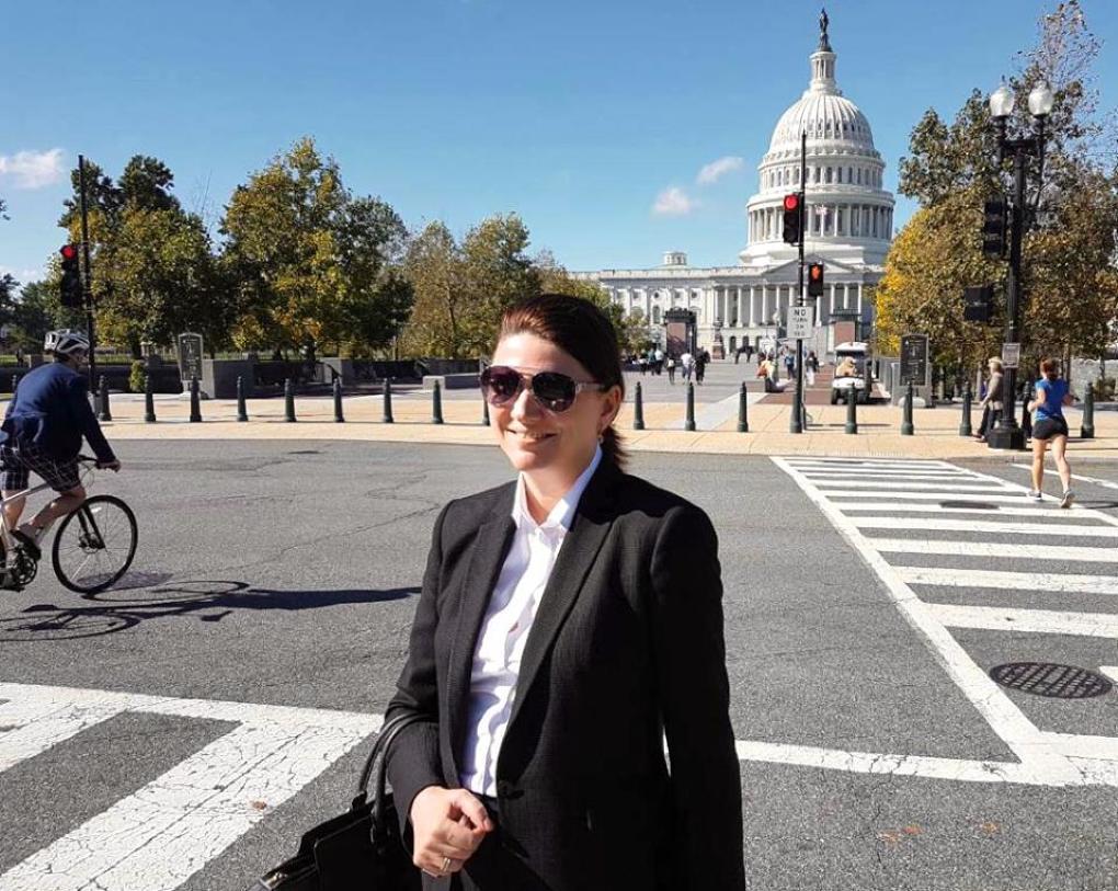 Cristina Balan a fost agreată la funcția de Ambasador al Republicii Moldova în SUA