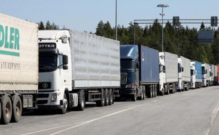 Nu se vor mai achita taxe pentru tranportarea mărfurilor în Ucraina