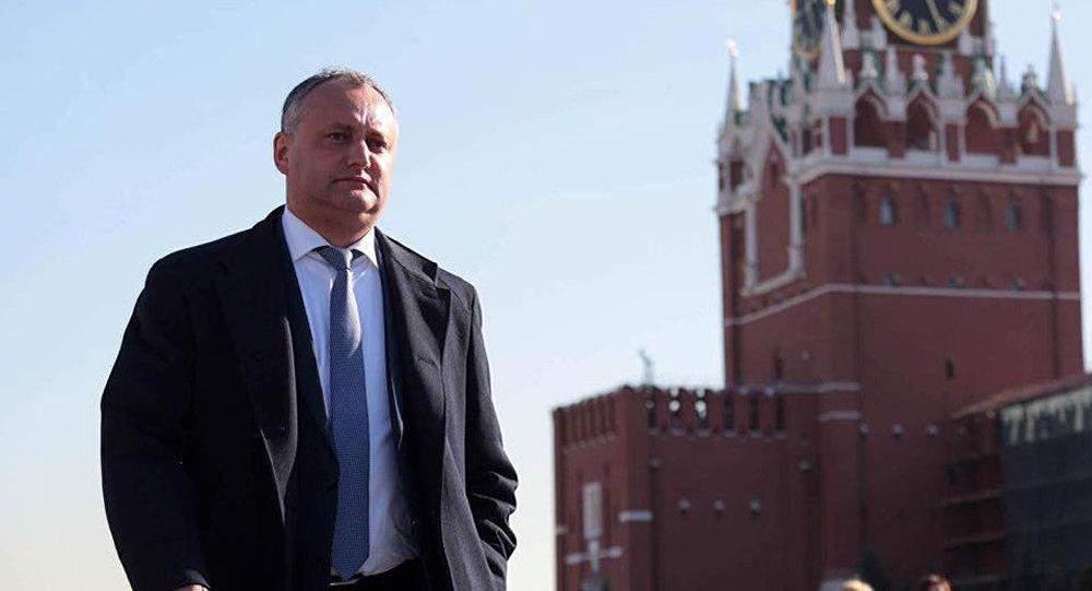 Președintele Igor Dodon plecat într-o altă vizită la Moscova
