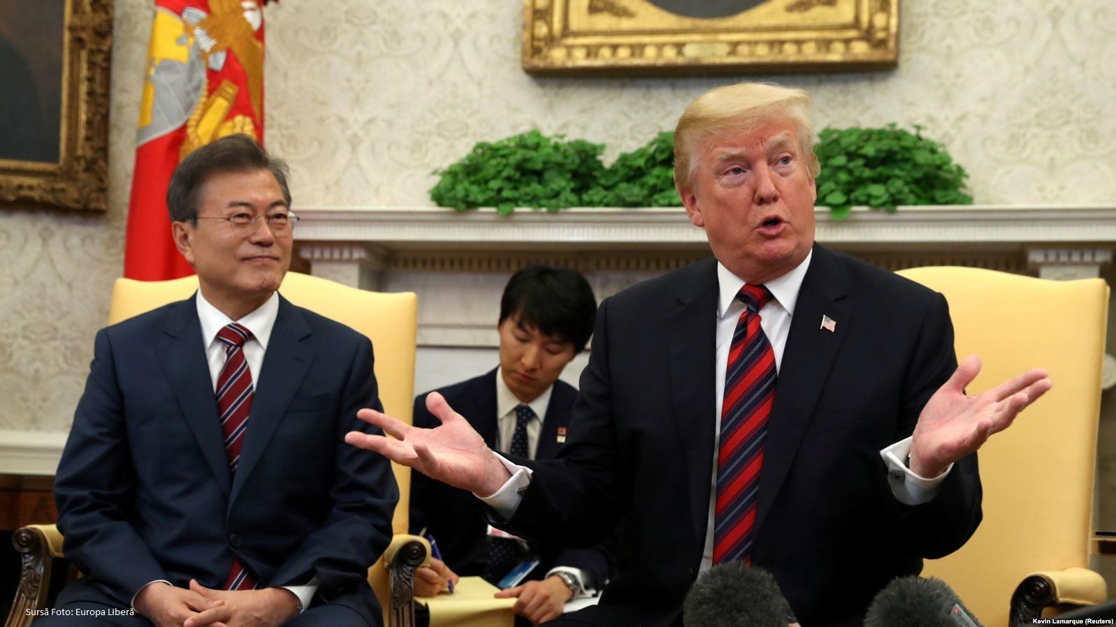 Coreea de Sud prognozează un lung proces de diplomație americano-nord-coreană