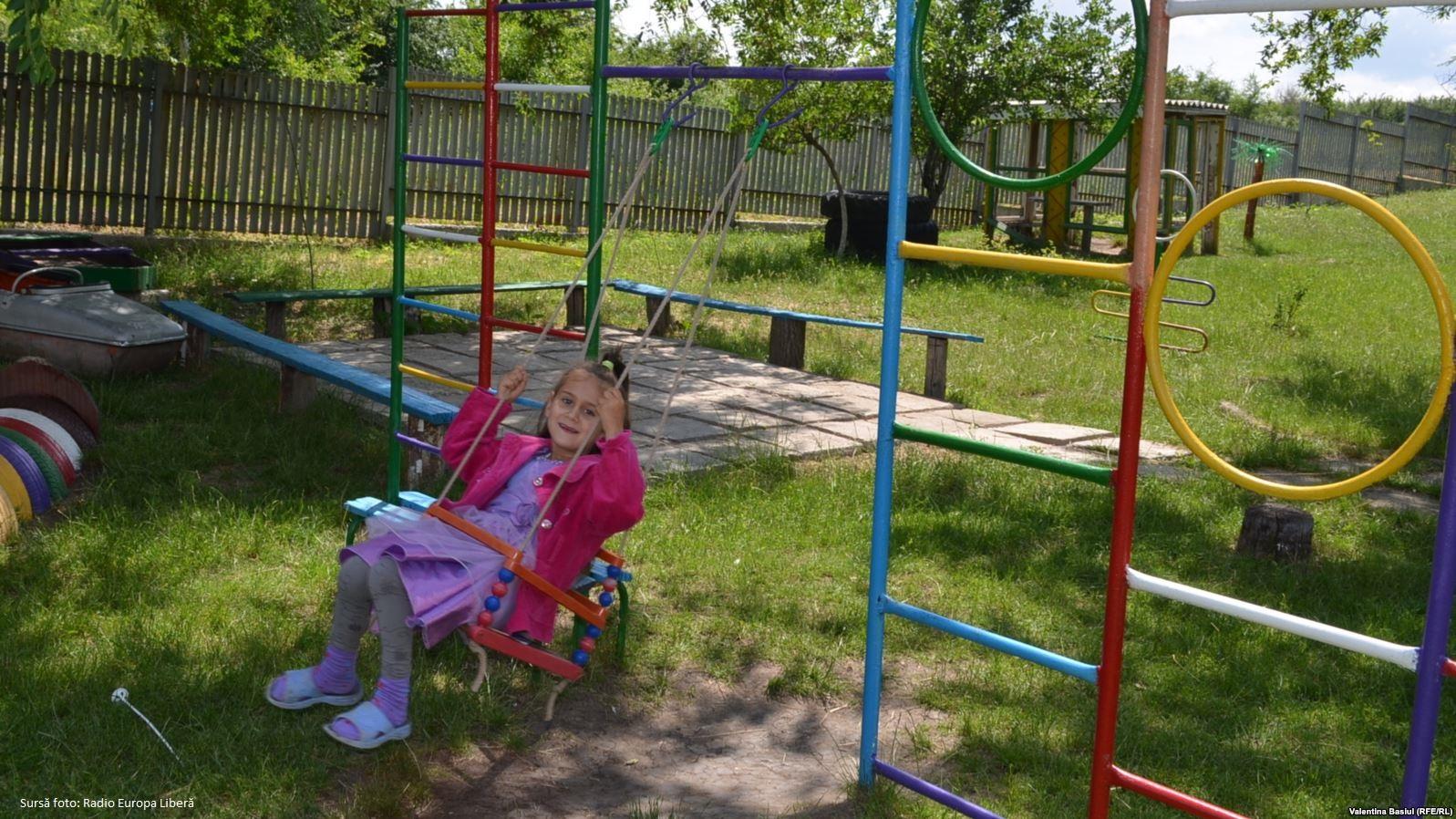 O nouă grădiniță renovată cu sprijinul guvernului român