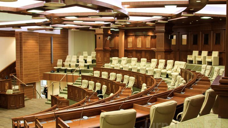 """Anatol Moraru // Parlamentul R. Moldova – """"cuibușor de nebunii"""""""
