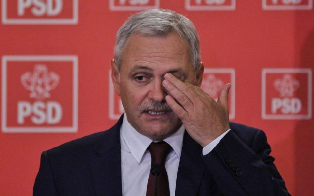 România: liderul PSD Liviu Dragnea a fost condamnat la 3 ani și 6 luni de închisoare cu executare