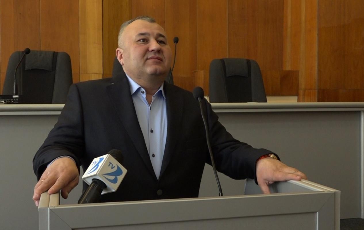 Grigorișin s-a supărat pe presă, ca Trump