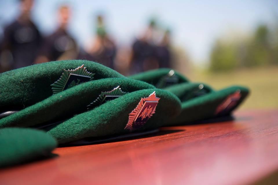 FOTO | Nouă polițiști de frontieră s-au învrednicit cu Bereta de Onoare