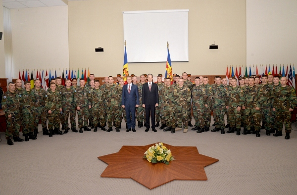 Onorați pentru pace cu Diploma  Guvernului