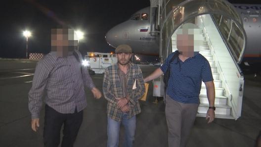 VIDEO | Un moldovean, reținut în SUA după 17 ani de căutări