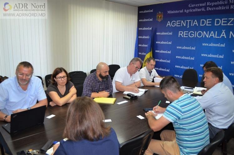 Experți internaționali vor examina proiectele de asigurare cu apă și canalizare din orașul Drochia și șase localități din raionul Rîșcani