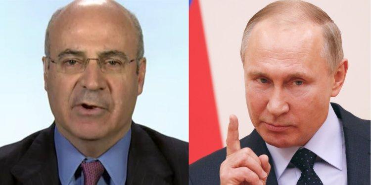Browder spune că Putin minte din nou