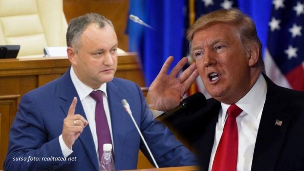 Anatol Moraru // Dodon e Trump-ul nostru