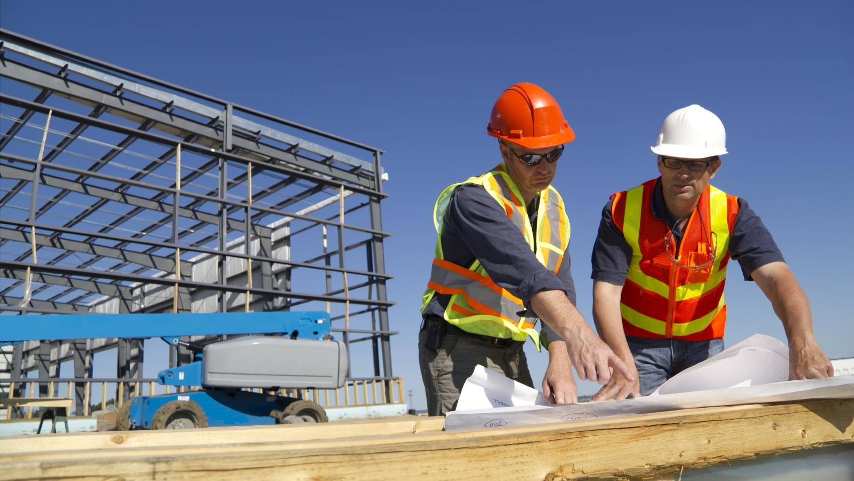 România crește în construcții