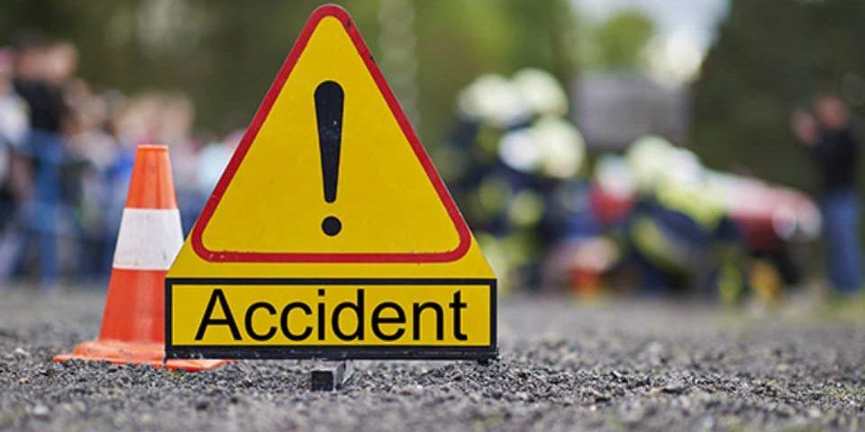 Accident rutier cu implicarea a doi polițiști la Rîșcani