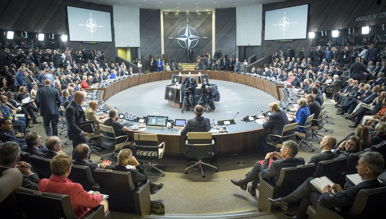 NATO cere Rusiei să își retragă trupele staționate ilegal în Republica Moldova, Georgia și Ucraina