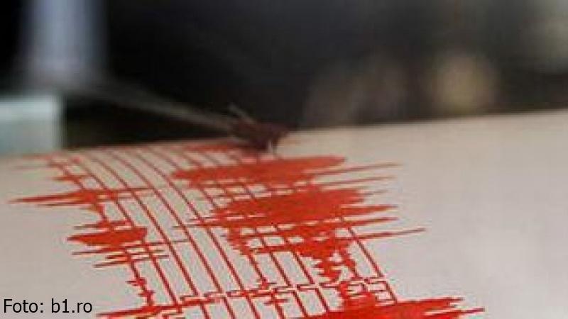 Cutremur de suprafaţă de 4,4 grade pe scara Richter în Grecia