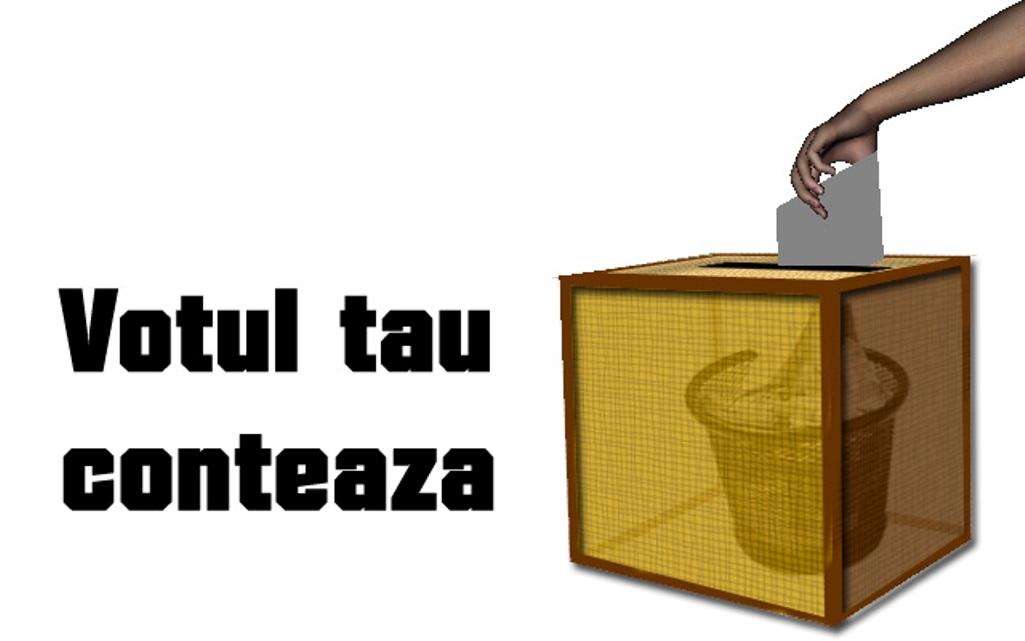 Anatol Moraru // Votează – votul tău (nu) contează!