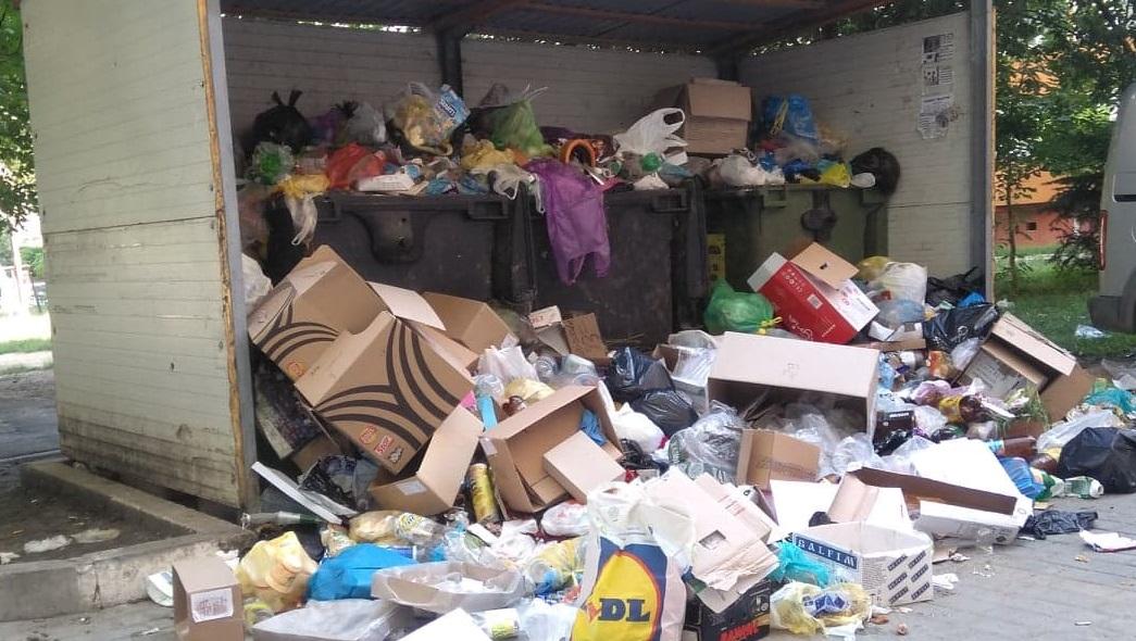 """""""Criza deșeurilor"""" din Bălți discutată la Ministerul Agriculturii"""