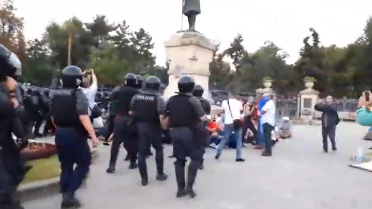 Amnesty International: Statul R. Moldova trebuie să se reabiliteze în fața protestatarilor pașnici după acțiunile din 27 august