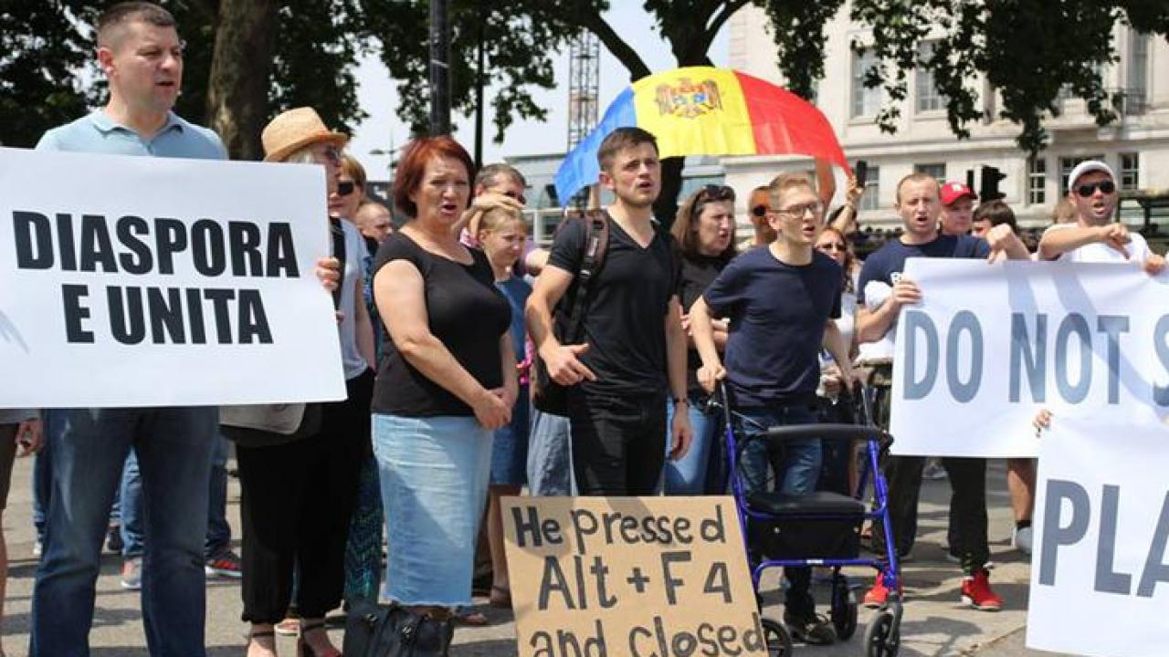 Mobilizare maximă! Diaspora anunță proteste în 12 orașe ale lumii
