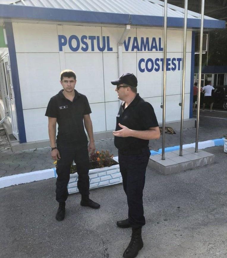 Subdiviziunile Poliției de Frontierădin nordul țării, luate la ochi de  conducere